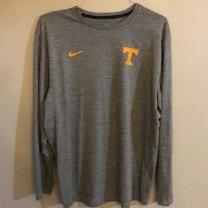 Nike Longsleeve Tennessee Volunteers XL Dri-Fit